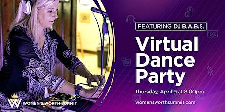 Virtual Dance Party: Featuring DJ B.A.B.S tickets