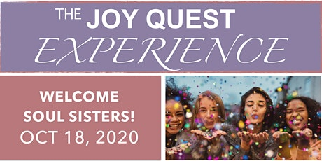 The Joy Quest Experience - Women's Wellness Event tickets