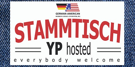 April Stammtisch hosted by GABC YP tickets