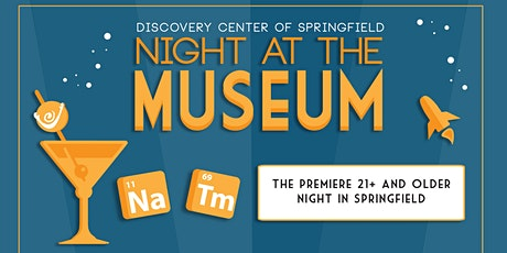 2020 Night at the Museum tickets