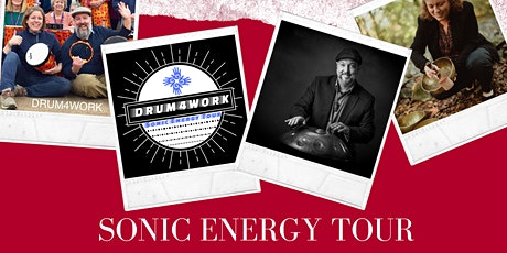Sonic Energy Tour Experience @ Spiritual Fusions Psychic Holistic Festival tickets