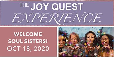 The Joy Quest Experience - Women's Wellness tickets