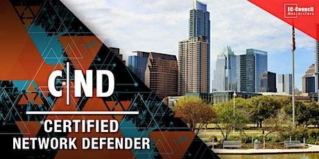 Certified Network Defender (CND) MasterClass – Austin, TX tickets