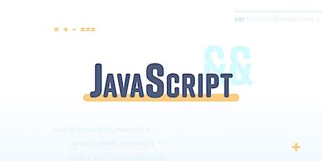 Intro to JavaScript Online Workshop tickets