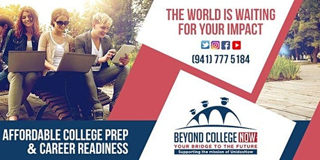FREE College Prep Webinar for Parents and Students tickets