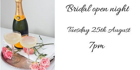 Bridal Open Night  tickets
