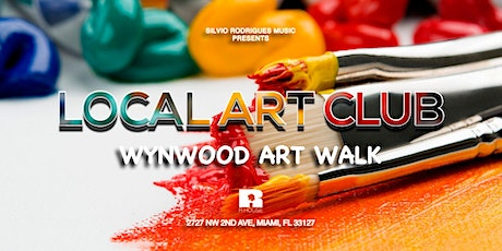 LOCAL ART CLUB - Wynwood Art Walk entradas