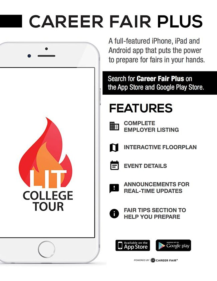 LIT Careers - National Virtual Job Fair & Conference image