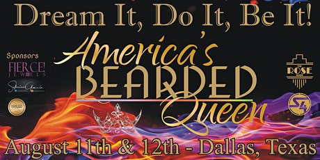 America's Bearded Queen Pageant 2 Night Pass tickets