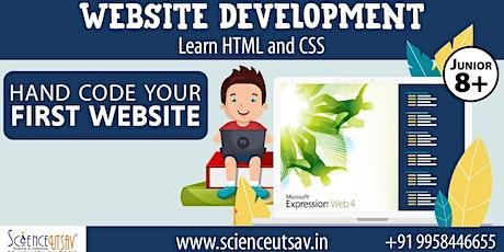 Code Club -Website Development Basics tickets