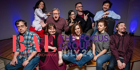 The Focus Group at the Bangor Arts Exchange tickets