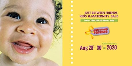 JBF Twin Cities NE Metro Early Access Shopping Ticket  tickets
