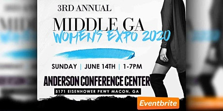 Middle Ga Women Expo tickets