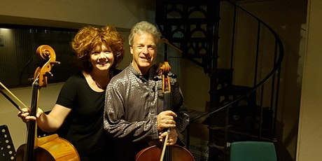 Bach in the Dark - A celebration of cello playing! tickets