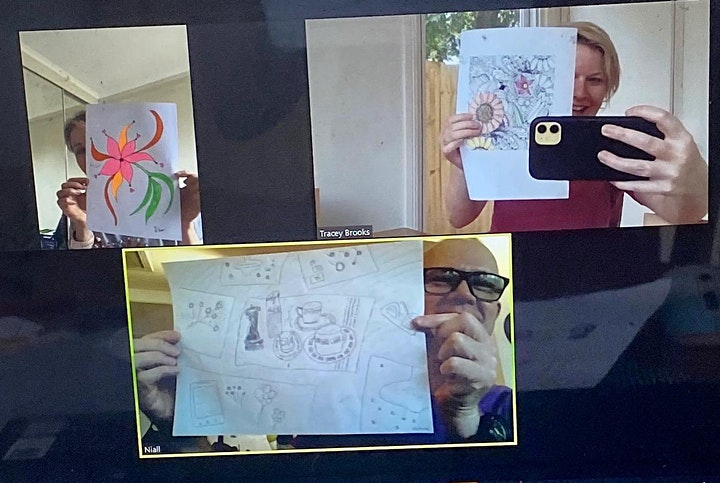 Free Sunday Virtual Crafternoons image
