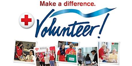 American Red Cross Virtual Volunteer Fair: Louisiana Region tickets