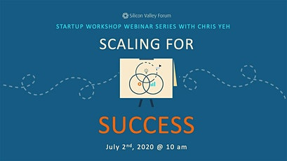 Scaling for Success: Workshop Webinar with Chris Yeh tickets
