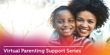 Bradshaw Institute -Virtual Parenting Support Series tickets