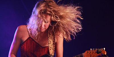 Ana Popovic with Nick Vigarino
