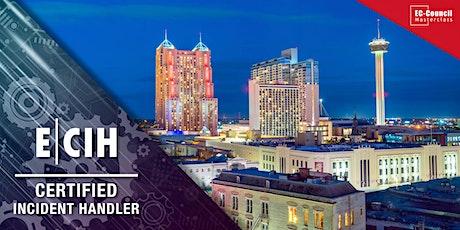 EC-Council Certified Incident Handler (ECIH)  Masterclass–San Antonio, TX tickets
