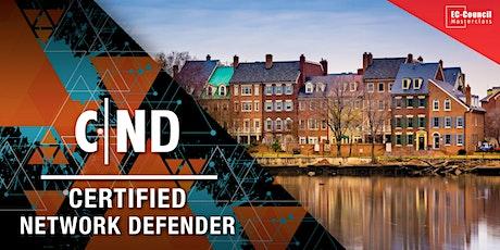 Certified Network Defender (CND) – Washington DC tickets