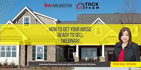 Dallas TX: How To Get Your House Ready To Sell in 2020 (Webinar) tickets