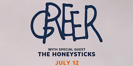 Greer (canceled due to Covid) tickets