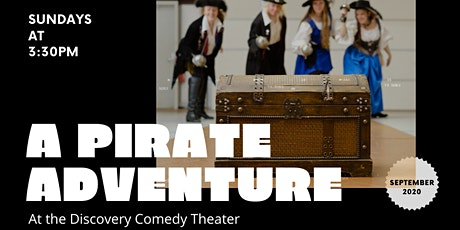 A Pirate Adventure Show tickets