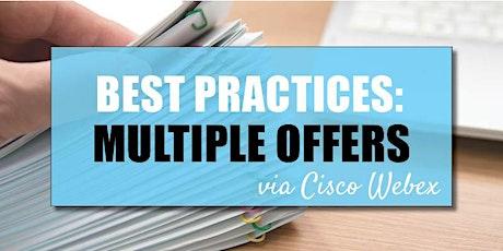 CB Bain   BP: Multiple Offers (3 CE-WA)   Cisco Webex   April 22nd 2020 tickets