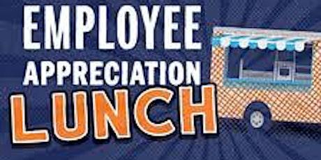 Employee Appreciation Lunch (GRAB N GO) tickets