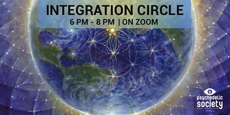 Integration Circle: The Ecodelic Self tickets