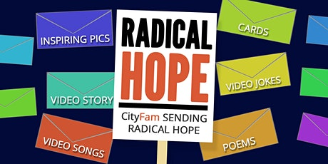 Soul'd out Saturday - Sending Radical Hope tickets