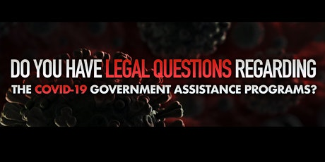 The legal questions regarding | COVID-19 GOVERNMENT ASSISTANCE tickets
