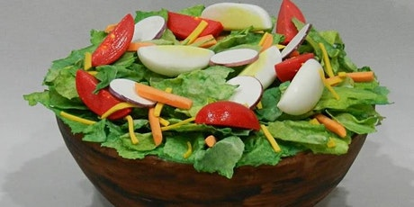 Creating Realistic Salad Cake with Tammy Varela tickets