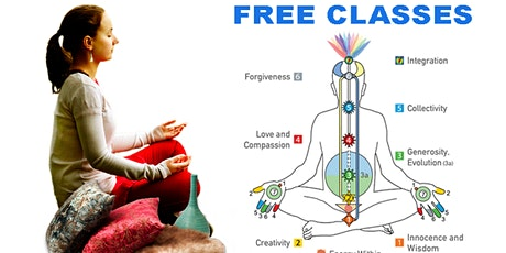 Free Live Guided Meditation | hosted by Sahaja Yoga Meditation tickets