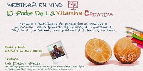 Webinar El poder de la vitamina C-reativa tickets