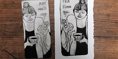 Milk Carton Printmaking with Emilie Walsh tickets