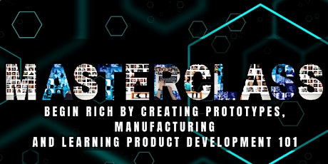 Global Product Makers, ONLINE MasterClass on Prototypes 101 tickets