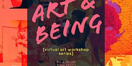 Art & Being [Virtual Workshop] tickets