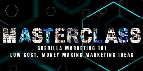 Begin Rich with Million Dollar Marketing Tips tickets