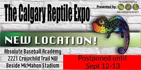 The Calgary Reptile Expo tickets