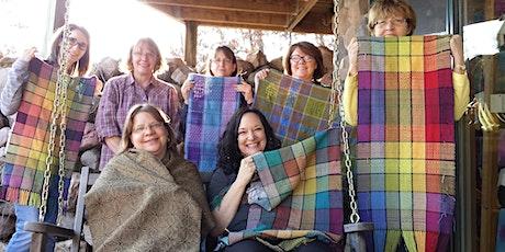 Weaving tickets