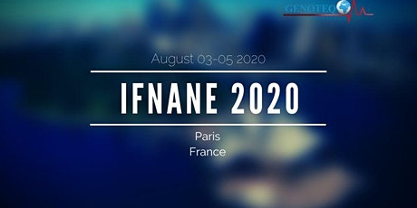 IFNANE 2020 tickets
