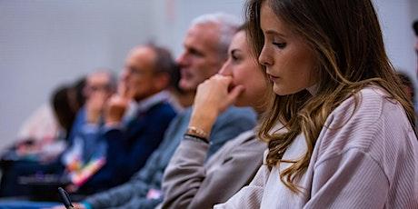 [Corso Online] Approfondimento Public Speaking - Come esaltare il proprio discorso in pubblico  biglietti