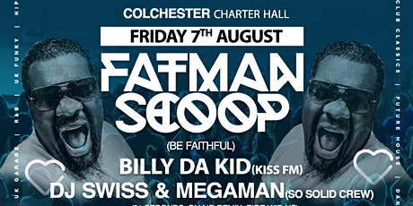 Show Me Love - Charter Hall - Colchester tickets