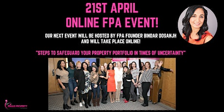 Steps to Safeguard Your Property Portfolio in Times of Uncertainty - FREE ENTRY tickets