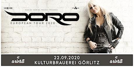Doro - European Tour 2020 Tickets