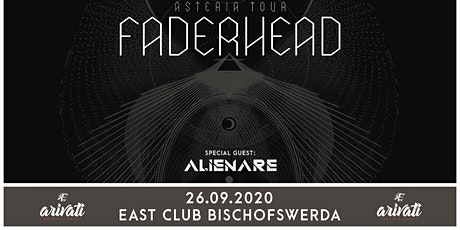 Faderhead - Asteria Tour 2020 tickets
