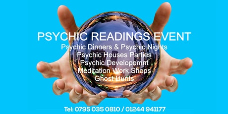 Psychic Readings Event tickets