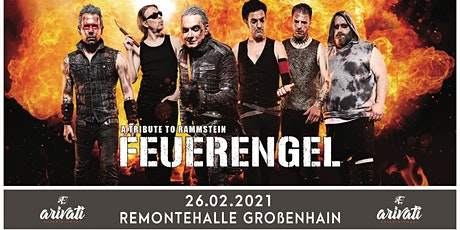 Feuerengel - A Tribute to Rammstein Tickets